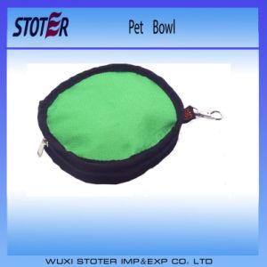Pet Nylon Bowl/Fold Oxford Bottle/ Dog Bottle and Bowl