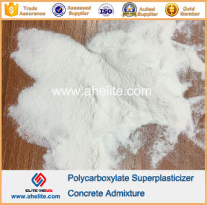 Concrete Admixture Polycarboxylate Superplasticizer Powder pictures & photos