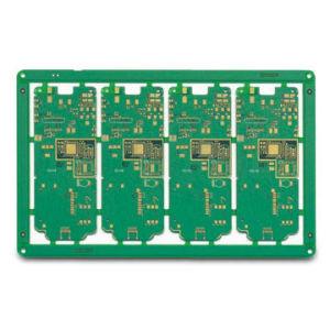 IC Test Enig Printed Circuit Board