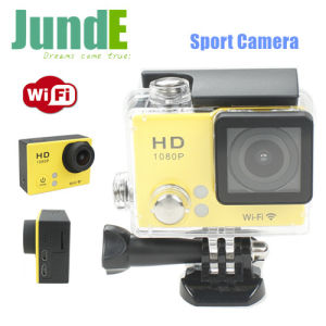 Fashion Diving Camera Gopro with WiFi Remote Monitoring