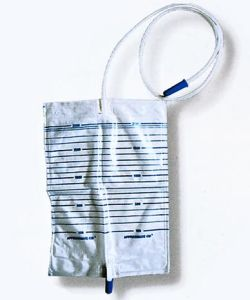 2000ml Luxury Drainage Urine Bag for Clinical pictures & photos