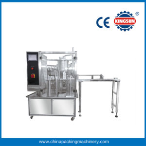 Stand-up Pouch Liquid Filling and Capping Machine (ZPZD-1200) pictures & photos