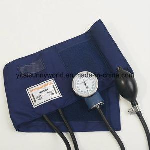Standard Cotton or Nylon Cuff Sphygmomanometer pictures & photos