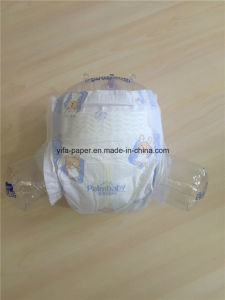 Economic High Absorbancy Baby Diaper pictures & photos