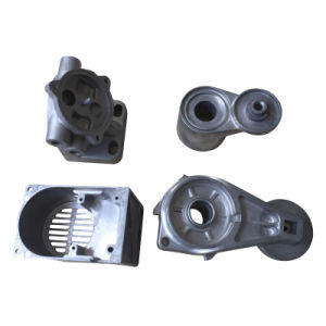 Aluminum Die Casting for Machinery Parts with ISO9001 pictures & photos