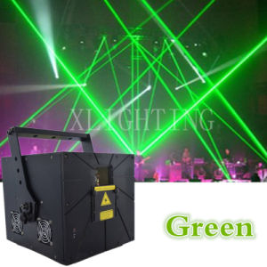 Full Pure Diode Green Disco Laser Stage Light pictures & photos