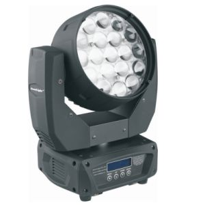 Zoom 19X10W RGBW 4in1 Wash LED Moving Head pictures & photos