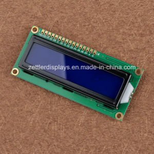 16X2 Character LCD Module, Character Type COB Display Module: Acm1602y Series-2 pictures & photos