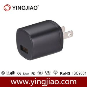 5V 1.2A 6W DC White USB Wall Charger with CE pictures & photos