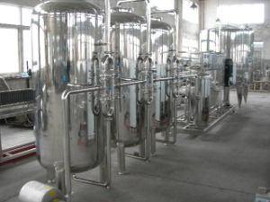Food Stainless Steel 2000L/H Reverse Osmosis Drinking Water Treatment System pictures & photos
