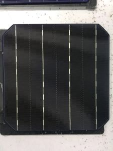 High Efficiency 5 Inch Mono Solar Cell with Cheap Price pictures & photos