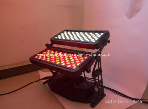 Outdoor IP65 120*10W RGBW 4 In1 LED City Color Wall Washer pictures & photos