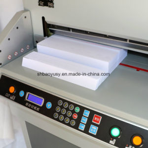 Byon-Electric Paper Cutting Machine 4606r pictures & photos