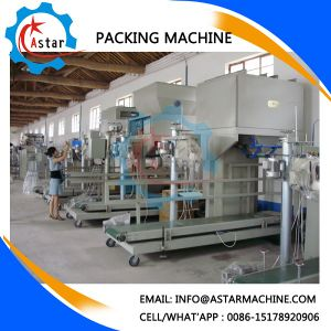 5-50kg Per Bag Wood Pellet Packing Machine with Low Price pictures & photos