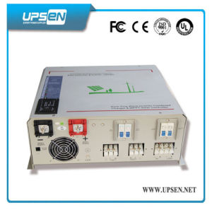 Hybrid Solar Inverter with MPPT Solar Charge Controller for Home pictures & photos