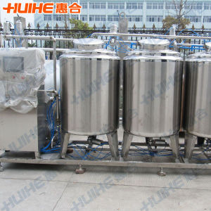 Cip System for Ice Cream Production Line pictures & photos