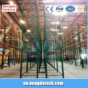 Self Assembly Steel Teardrop Rack Pallet Rack Storage Rack pictures & photos