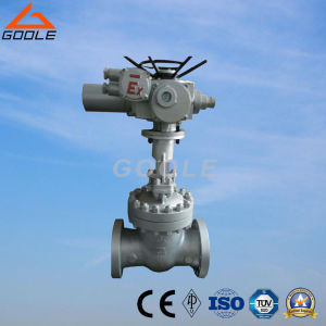 150lb/300lb/600lb Motorized Gate Valve (GAZ940) pictures & photos