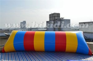 Commercial Grade Inflatable Water Jump Pillow Water Blob for Sale D3044 pictures & photos