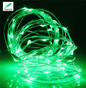 Flexible 5V USB Charge Copper Wire LED String Light pictures & photos