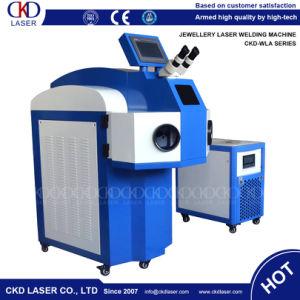 Jewelry Laser Welder Spot Welding Machine with Ce Certificate pictures & photos