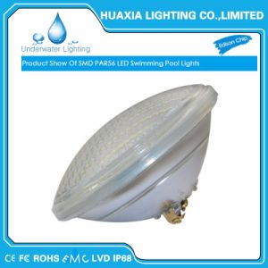 Waterproof IP68 35W 12V Color Changing PAR56 Pool Bulb LED Underwater Lamp Swimming Pool Light pictures & photos