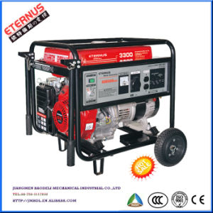 Home Use Electric Start Generator Set (BH5000ES) pictures & photos