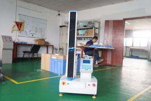 Desktop Computer Control Tensile Strength Testing Machine pictures & photos