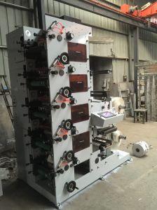 Flexo Printing Machine with Servo PLC pictures & photos