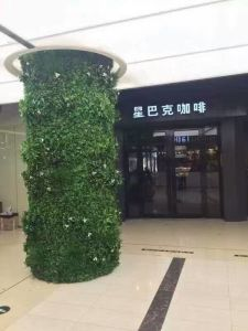 High Quality Artificial Plants and Flowers of Green Wall Gu-Wall007609830023 pictures & photos