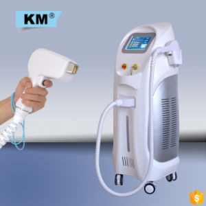 Permanent Hair Removal 810nm Laser Diode Beauty Salon Equipment pictures & photos