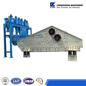 Mine Tailings Dewatering Screen, Tailings Water Cycle Machine pictures & photos