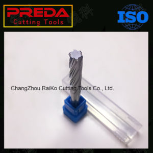 CNC Carbide Uncoated Spiral Reamer HRC55 for Aluminium pictures & photos