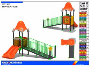 Yonglang Disabled Outdoor Playground Equipment (YL-72413) pictures & photos