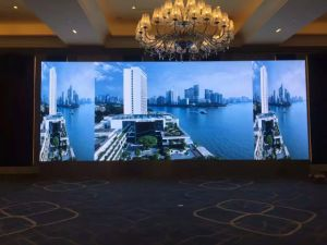 You Tube- Video HD P4 Indoor LED Display Screen (P5 P6 P10 LED display) CCC, CF pictures & photos