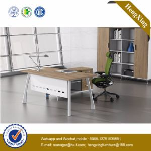 Modern Office PC Table L Shape Computer Desk (UL-NM094) pictures & photos