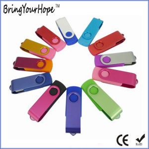 Blue Color USB Flash Drive (XH-USB-001) pictures & photos