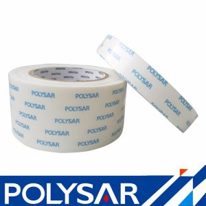 1mm Adhesive Foam Tape with Paper Liner pictures & photos