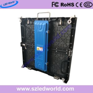 Outdoor/Indoor Energy Saving Die-Casting Full Color Rental LED Display Screen Panel Board for Advertising (P3.91, P4.81, P5.95, P6.25, P5.68 500X1000 or 500mm) pictures & photos