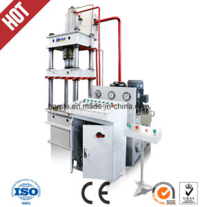 Four Column Hydraulic Press 80 Ton Hydraulic Metal Stamping Press Machine pictures & photos