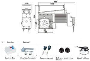 Industrial Door Opener Garage Door Installation (Hz 60-1) pictures & photos