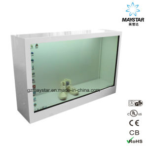 One Year Warranty Android WiFi Transparent LCD Display pictures & photos