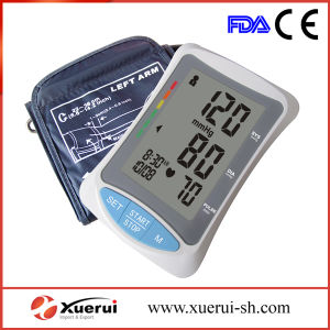 Upper Arm Blood Pressure Monitor with Cuff pictures & photos