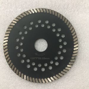 """6"""" Granite Diamond Turbo Wave Cutting Blade Saw for Grinder pictures & photos"""
