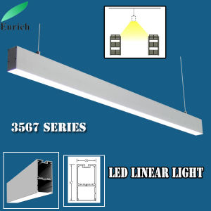 Pendant Office Trunking LED Linear Light with Different Sizes pictures & photos