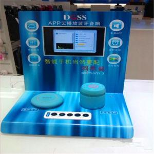 Custom Plasitc Acrylic Audio/Video Doorbell Display/Wireless Doorbell Display Stand pictures & photos