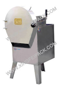 Automatic Vegetable Cutting Machine Xf-QS pictures & photos