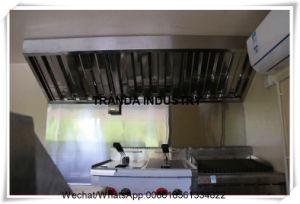 2017 Tranda Industry Kitchen Trailer Mobile Food Van pictures & photos