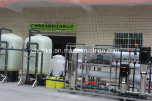 Chunke Automatic 5000L/H RO System for Industrial Water Treatment pictures & photos