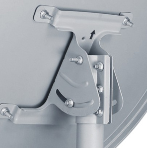 90cm Satellite Dish Antenna with RMS Errror Certification pictures & photos